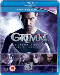 Grimm - Seizoen 3