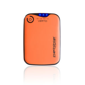 Batterie Externe Veho Pebble Verto 3700mah - Orange