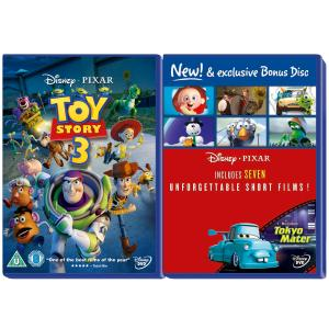 Toy Story 3 Double Pack (Asda Exclusive)