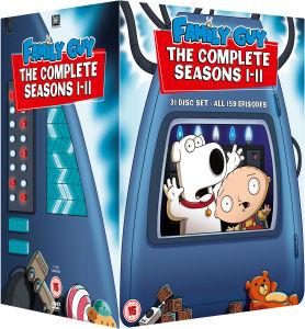 Family Guy - Seasons 1-11