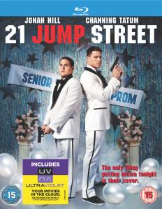 21 Jump Street (Bevat UltraViolet Copy)