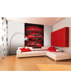 Officially Licensed Ferrari Italia Wall Mural