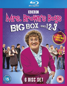 Mrs. Browns Boys Big -Coffret géant Blu-Ray