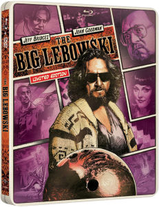 The Big Lebowski - Importación - Steelbook de Edición Limitada (Region Free)