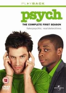 Psych - Seizoen 1