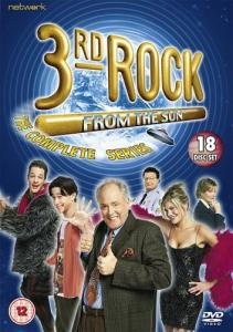 3rd Rock From The Sun - Series 1 - 6 [18-Disc Box Set]