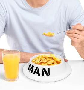 Man Bowl