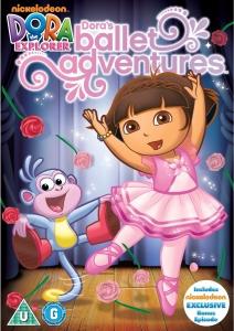 Dora Explorer: Doras Ballet Adventures