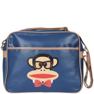 Paul Frank with Glasses Messenger Bag - Navy
