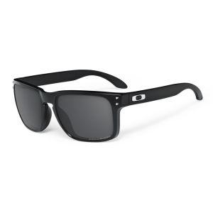 Oakley Men's Holbrook Polished Polarized Sunglasses - Black