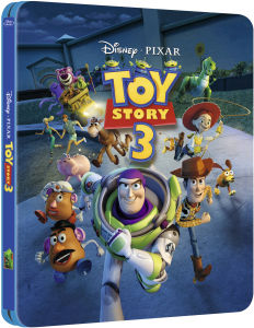 Toy Story 3 - Steelbook Exclusivo de Zavvi (Edición Limitada) (The Pixar Collection #5)
