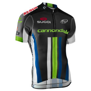 Cannondale Pro Cycling Jersey 2014 - Black