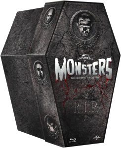 Universal Monsters Kollektion Blu-ray