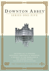 Downton Abbey - Staffel 1-5