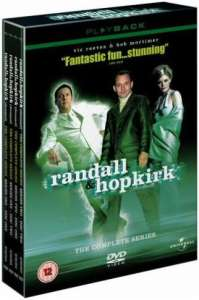 Randall And Hopkirk (Deceased) [2000] - The Complete Series