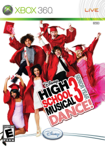 High School Musical 3: Special Edition (includes mat)