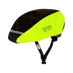 Gore Bike Wear Neon Cycling Helmet Cover