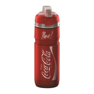 Elite Super Corsa Coca Cola Cycling Water Bottle - 750ml
