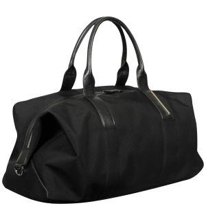 Calvin Klein Men s Luca Pebble Leather Duffle Bag - Black  Image 2 b4524102e3cf5