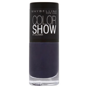 Maybelline New York Color Show Nail Lacquer - 103 Marinho 7ml