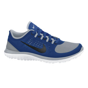 Nike Men's FS Lite Running Shoes - Wolf Grey/Blue