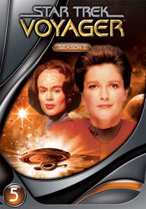 Star Trek Voyager - Seizoen 5 (Slims)