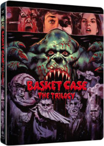 Basket Case: The Trilogy - Limited Steelbook Edition