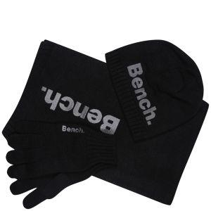 Bench Men's Everitt Gift Set - Black