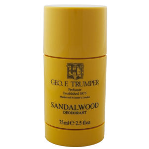 Trumpers Sandalwood Deodorant Stick - 75ml