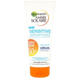Garnier Ambre Solaire Sensitive Sun Cream SPF 50+ 200ml