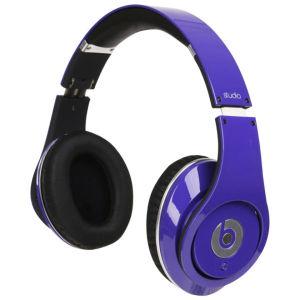 Beats by Dr. Dre: Studio High Definition Headphones - Purple - Grade A Refurb