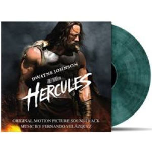 Hercules OST (2LP) - Limited Coloured Vinyl (2000 Copies Worldwide)