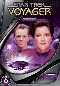 Star Trek Voyager - Seizoen 6 (Slims)