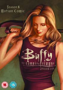Buffy - Seizoen 8 Motion Comic (Issue: 1-19)