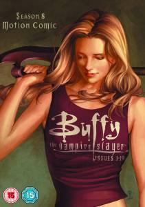 Buffy - Season 8 Motion Comic (Issue: 1-19)