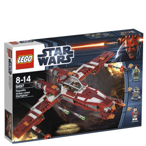 LEGO Star Wars: Republic Striker-class Starfighter (9497)