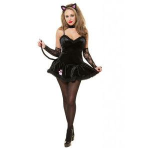 Kinky Kitty Costume
