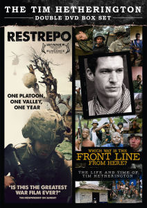 Which Way is the Front Line / Restrepo