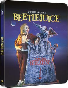 Beetlejuice - Zavvi Exclusive Limited Edition Steelbook