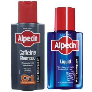 Alpecin Liquid and Caffeine Shampoo Duo: Image 1