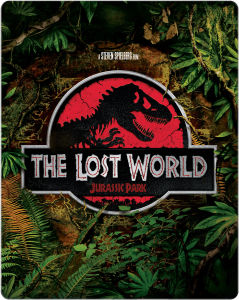 Jurassic Park: The Lost World - Zavvi Exclusive Limited Edition Steelbook (Limited to 3000 Copies) (UK EDITION)
