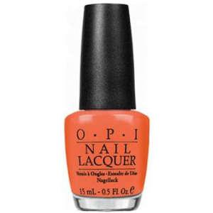 OPI Nail Varnish - Hot and Spicy (15ml)