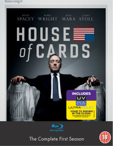House of Cards - Seizoen 1 (Bevat UltraViolet Copy)