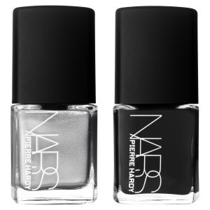NARS Cosmetics Pierre Hardy Venemous - Limited Edition Gunmetal and Black Polish