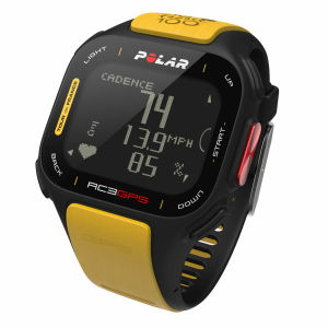 Polar RC3 GPS Tour de France Bike Heart Rate Monitor and Sports Watch