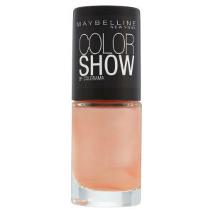 Maybelline New York Color Show Nail Lacquer - 110R Coral Reefs 7ml
