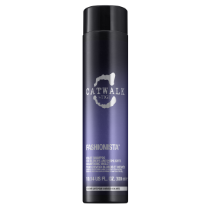 Shampooing violet