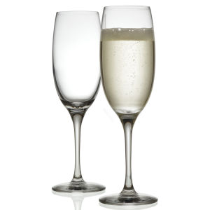 Alessi Mami XL Set of 2 Champagne Flutes