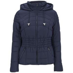 Vero Moda Women's Sona Padded Jacket - Navy