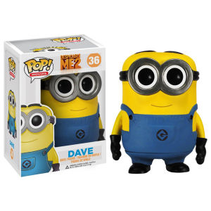 Despicable Me 2 Dave Pop! Vinyl Figure